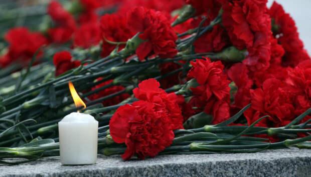 Умер ветеран Великой Отечественной войны Степан Григорьев