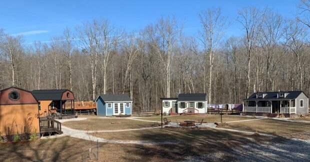 Деревня интровертов, или Каждому американскому ребенку — отдельный дом