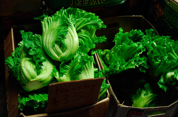Овощи с максимальной пользой: калорий немного, витаминов гора