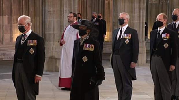 Украинские журналисты нашли православный «русский след» на похоронах принца Филиппа