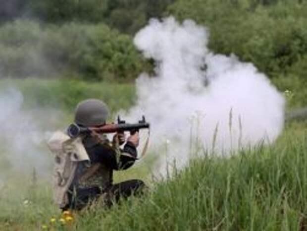 Новость на Newsland: В Донецке начались бои в районе вокзала и аэропорта