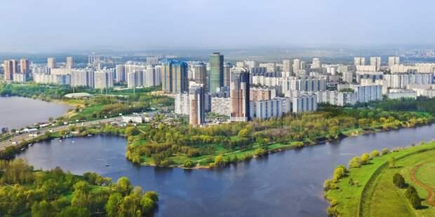 На северо-западе Москвы в феврале было выявлено 35 нарушений в земельно-имущественной сфере