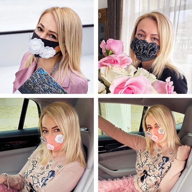 Главный аксессуар 2020 года: Подборка самых стильных и эффектных масок