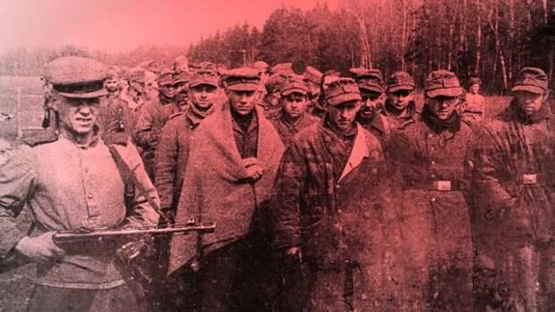 Как жили немецкие военнопленные в Советском Союзе