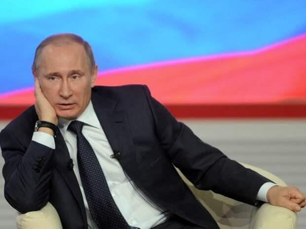 Путин: О строительстве дороги порой еще не объявлено, а ближайшие земли уже скуплены