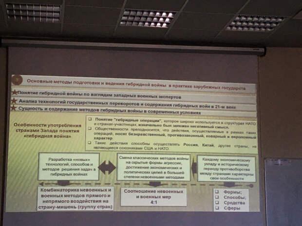 Гибридные войны и будущее ОПК: оборонщики обсудили задачи отрасли в геополитическом контексте