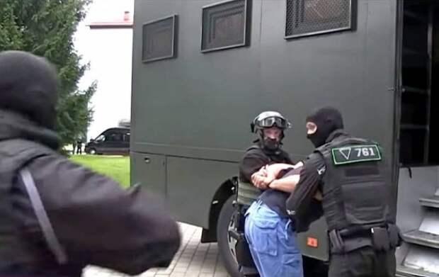 Почему в Беларуси задержали россиян: всплыли скандальные подробности