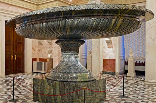 царица ваз, ваза, царица, яшма, камень, ufospace.net