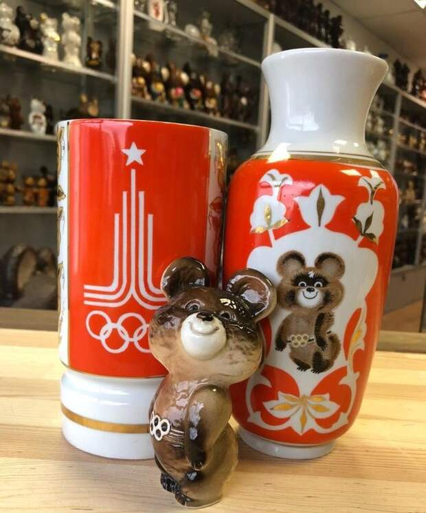 Правда и ложь об олимпийском Мишке. Как Виктор Чижиков придумал и нарисовал символ Олимпиады-80, фото № 20