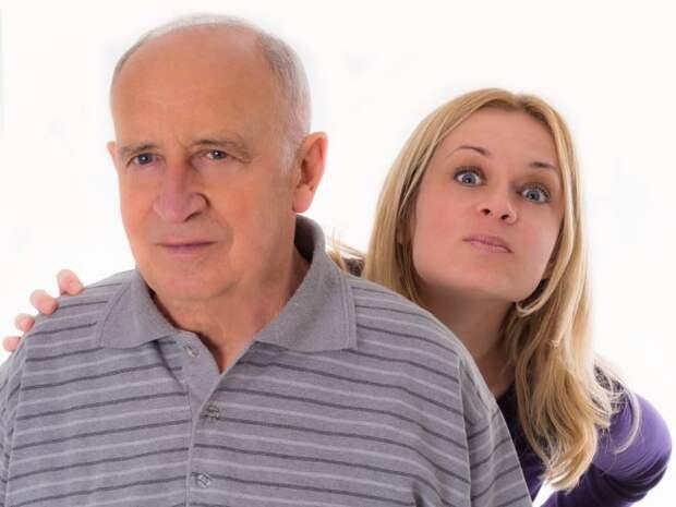 Почему девушки выбирают мужчин гораздо старше себя