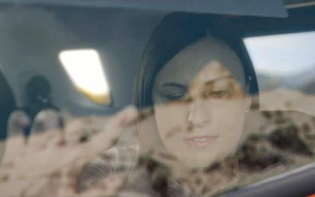 И слепой прозреет! В автомобиле появится интеллектуальное окно для незрячих пассажиров