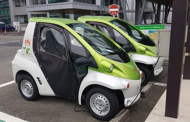 В Приморье построят завод по переделке машин с ДВС в электромобили