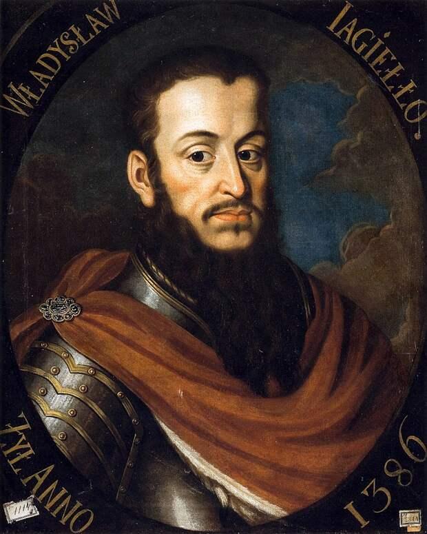 Владислав II Ягайло. <br>