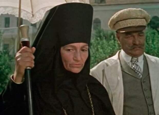 Мария Капнист в фильме *Таврия*, 1959