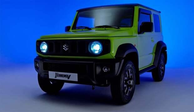 Узнал, чем внедорожник Suzuki Jimny покоряет сердца мужчин уже 50 лет