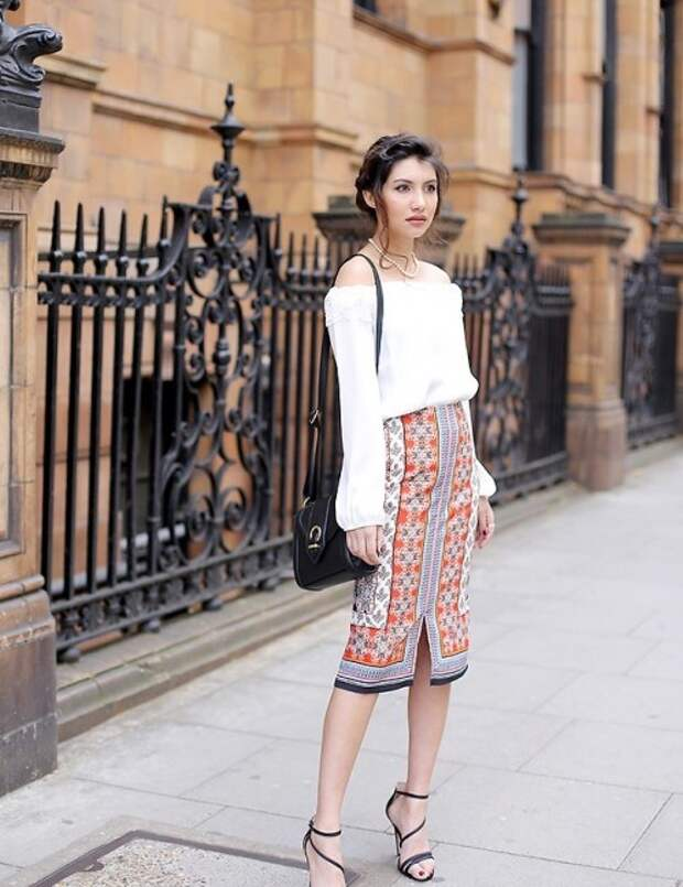 Street Style: Крейзи юбки