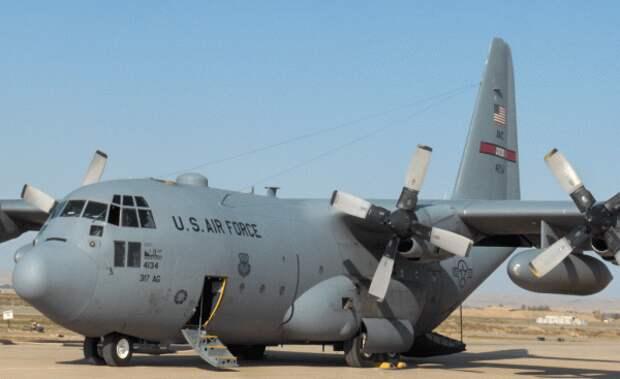 Три транспортных самолета НАТО прилетели наУкраину
