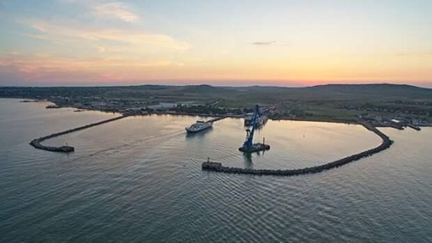 Ужесточение досмотра украинских судов в Азовском море