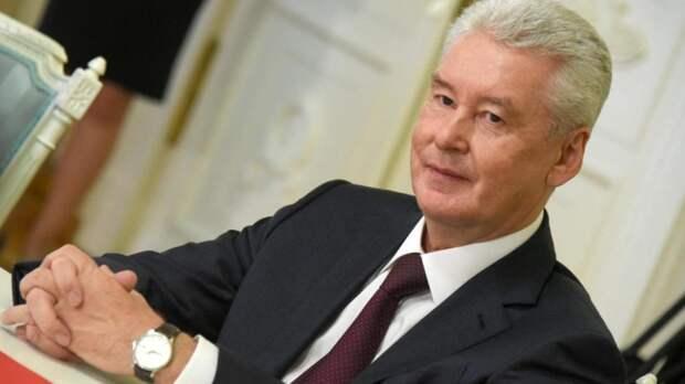 Собянин рассказал о планах по развитию речного транспорта в Москве