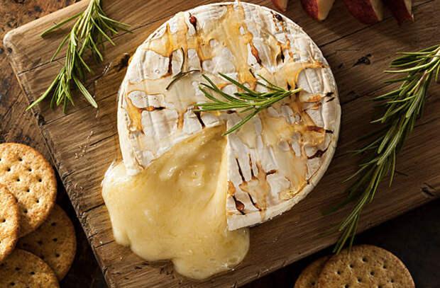 Горячий сыр: закуска-намазка пленяет вкусом