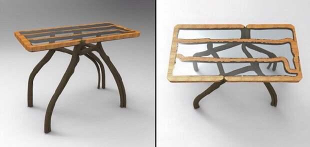 Живая мебель — это реальность! Вырастить на ферме теперь можно даже столы и стулья