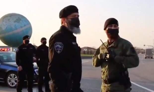 Чечня перешагнула рубеж