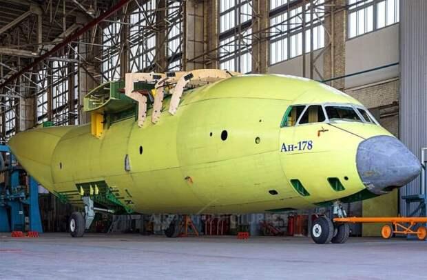 Немецкая пресса: украинский Ан-178-100Р даёт повод для гордости