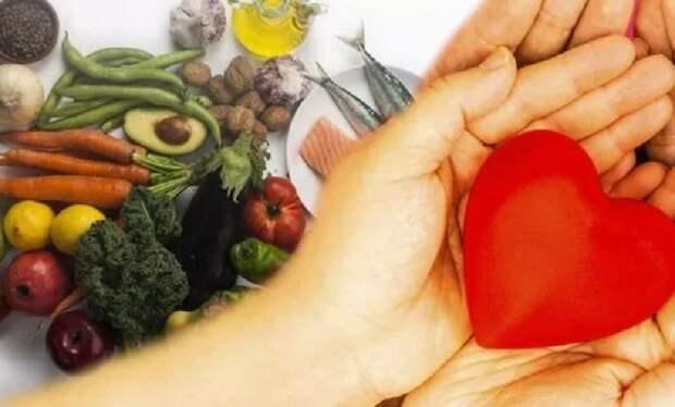 Названы лучшие продукты, «вымывающие» из организма «плохой» холестерин