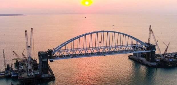 6 мифов о Крымском мосту