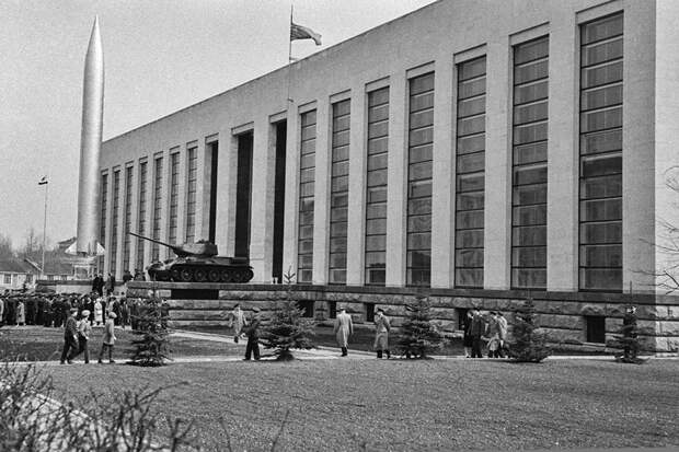 """""""Девятка"""" Королева: 60 лет назад состоялся первый пуск ракеты Р-9"""