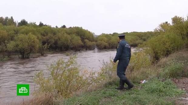 Река Ия угрожает снова затопить Тулун