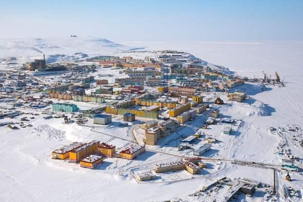 Россия создаст в Арктике новые рабочие места