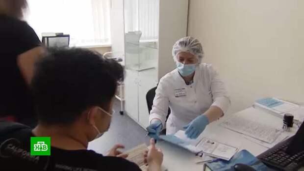В Тверской области ввели обязательную вакцинацию от COVID-19 для ряда граждан