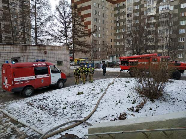 Прокуратура начала проверку после пожара в детском саду Ижевска