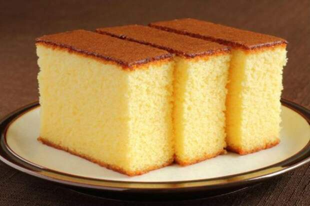 Подборка рецептов приготовления бисквита