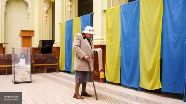 Второй тур выборов в Украине может растянуться