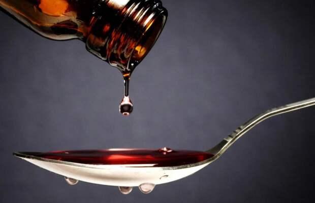 Прием сиропа при болезнях