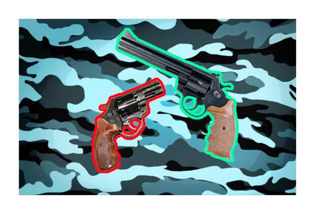 5 травматических револьверов, которые отлично подойдут для самообороны и стрельбы в тире