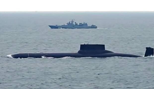 Капитаны судов Соединенных Штатов потребовали защиты после встречи с российским флотом