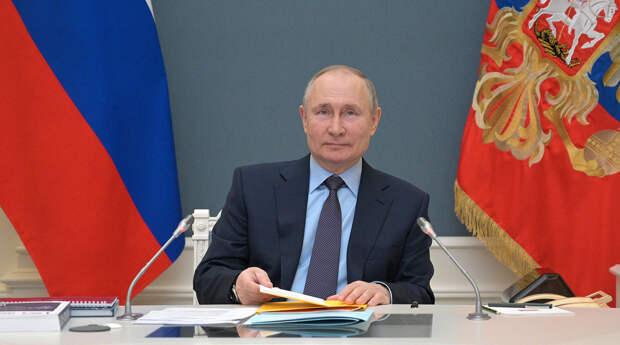 Путин поручил обеспечить выплаты отдельным категориям граждан
