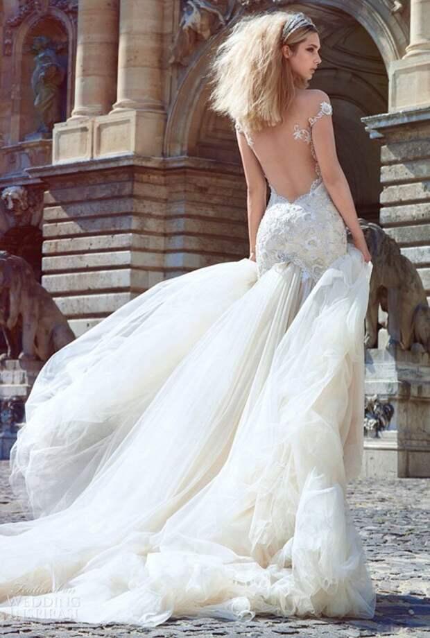 1. Свадебное платье выглядит так, будто невесту пучит Дурацкаямода, Эпик фэйлы, дизайн вещей, одежда, провалы, снимите, что-то пошло не так..., эпик фейл
