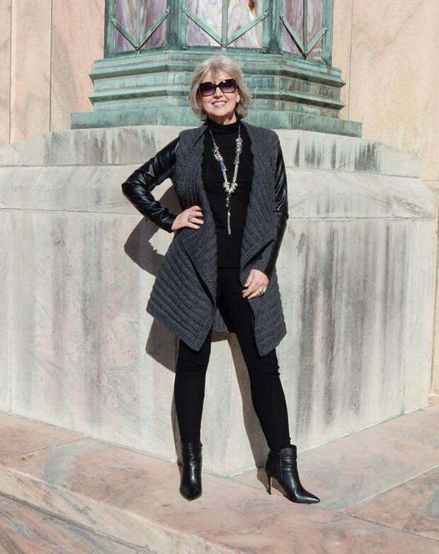 15 модных правил, как одеваться после 40 лет и быть роскошной