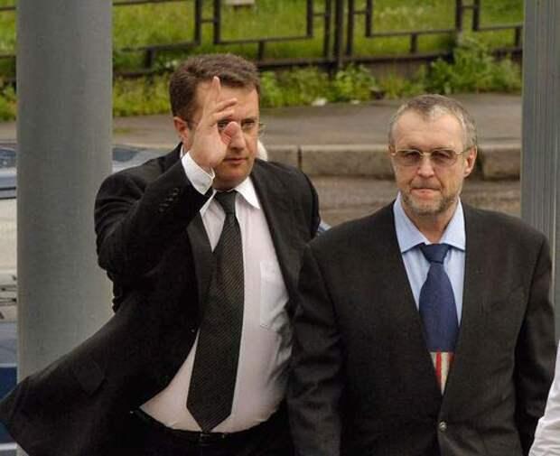 В июле 2005 года Вячеславу Иванькову вынесли оправдательный приговор. Фото ИТАР-ТАСС / Юрий Машков