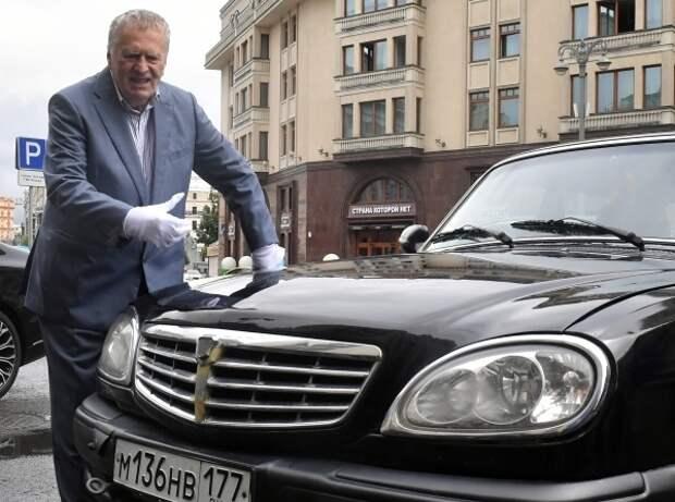 Жириновский: Ефремов должен попасть под будущую амнистию ЛДПР