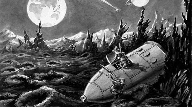 Жюль Верн книги, писатели-фантасты, фантастика