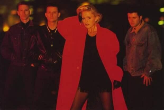 Красотка из 80-ых Пэтси Кенсит