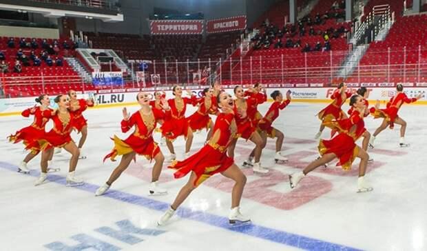 Синхронистки наконьках изЕкатеринбурга стали 19-кратными чемпионками России