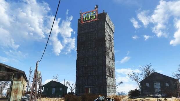 Башня Эбернети