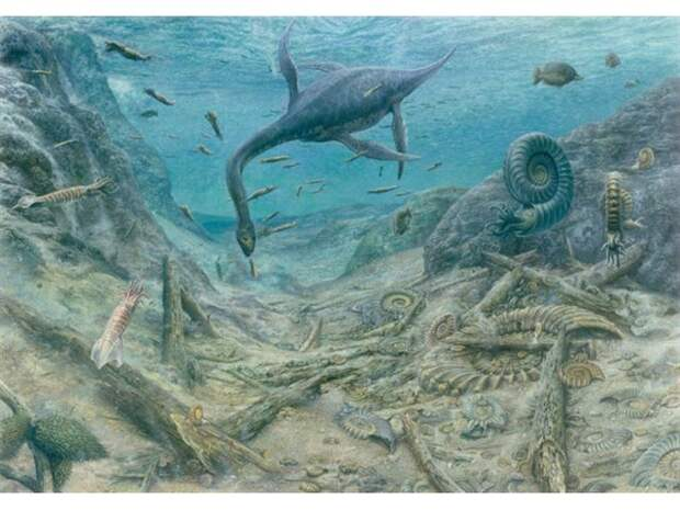 Почему высохло самое крупное за все время существования Земли море