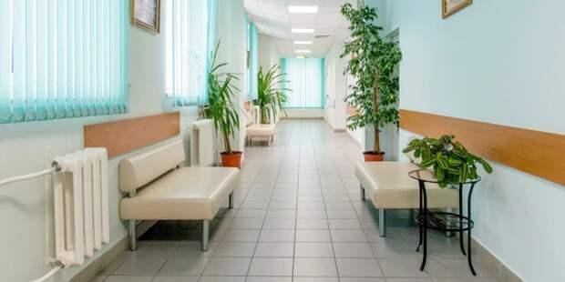 В поликлиники Москвы приняты на работу свыше 160 врачей различных специальностей. Фото: mos.ru